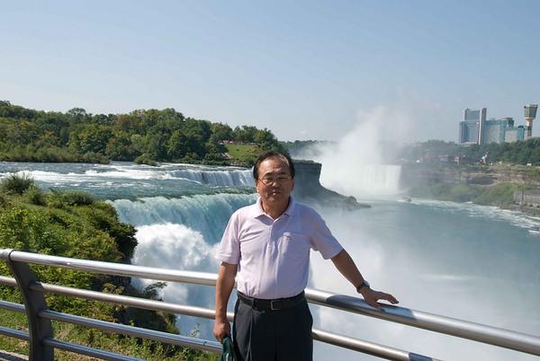 Niagara Falls & Boston, 2008