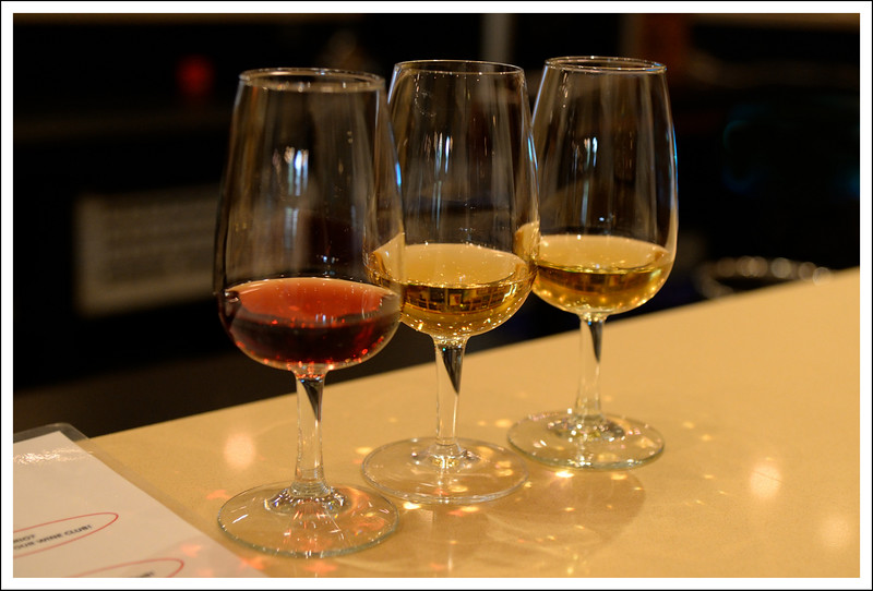Our massage  came with several coupons for wine tasting.  We went back to the winery where we had dinner, and ended up purchasing the same kind of ice wine that Raymen suggested at dinner.  These are all ice wines. Sweet and tasty.