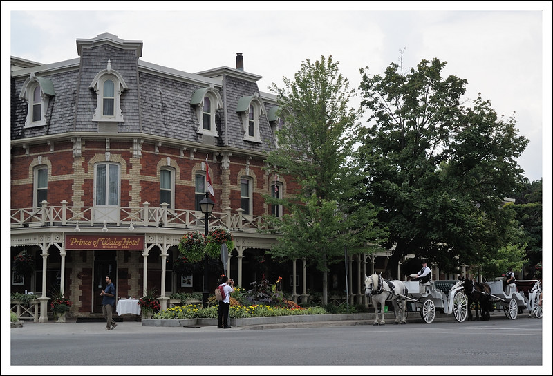 At the heart of Niagara on the Lake