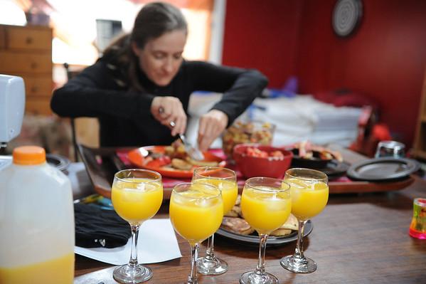 Niazayre 15th B-day Breakfast