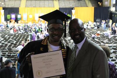 Nicholas Vandy Graduation