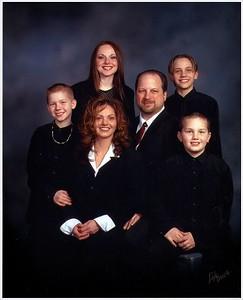 Nicholls Family Portraits