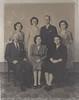 Judson Archibald Family--Rita & Lita twins in back row