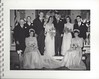 El and Paul Ingraham's wedding--Murdo far left, Jean next to Paul