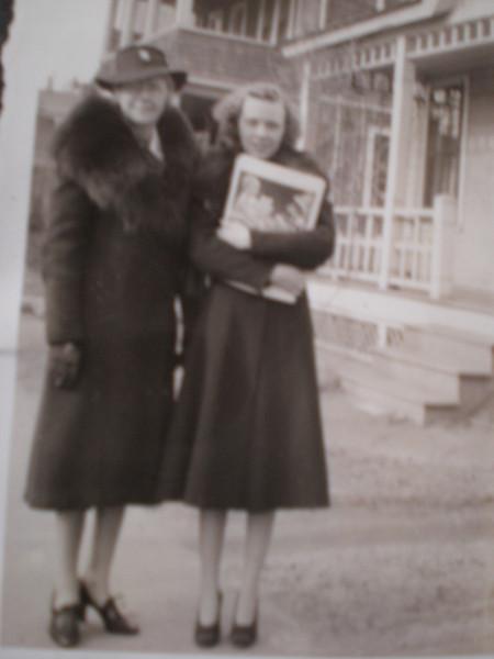 Annie Nicholson & Doris Stewart