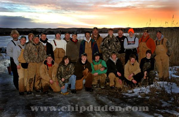 Nick Campbell Memorial Hardwater Fishing Tourney