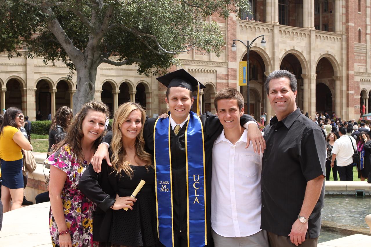 UCLA Graduation 2010_0208