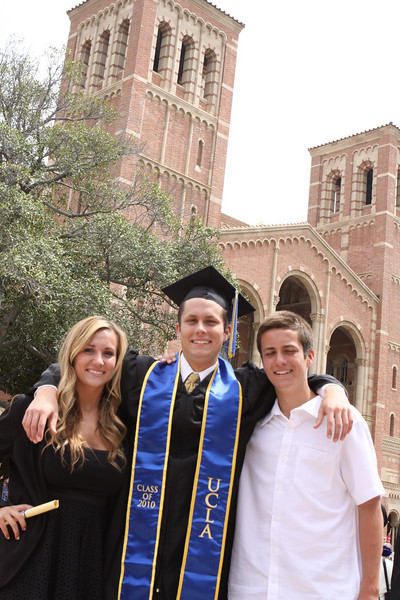 UCLA Graduation 2010_0201