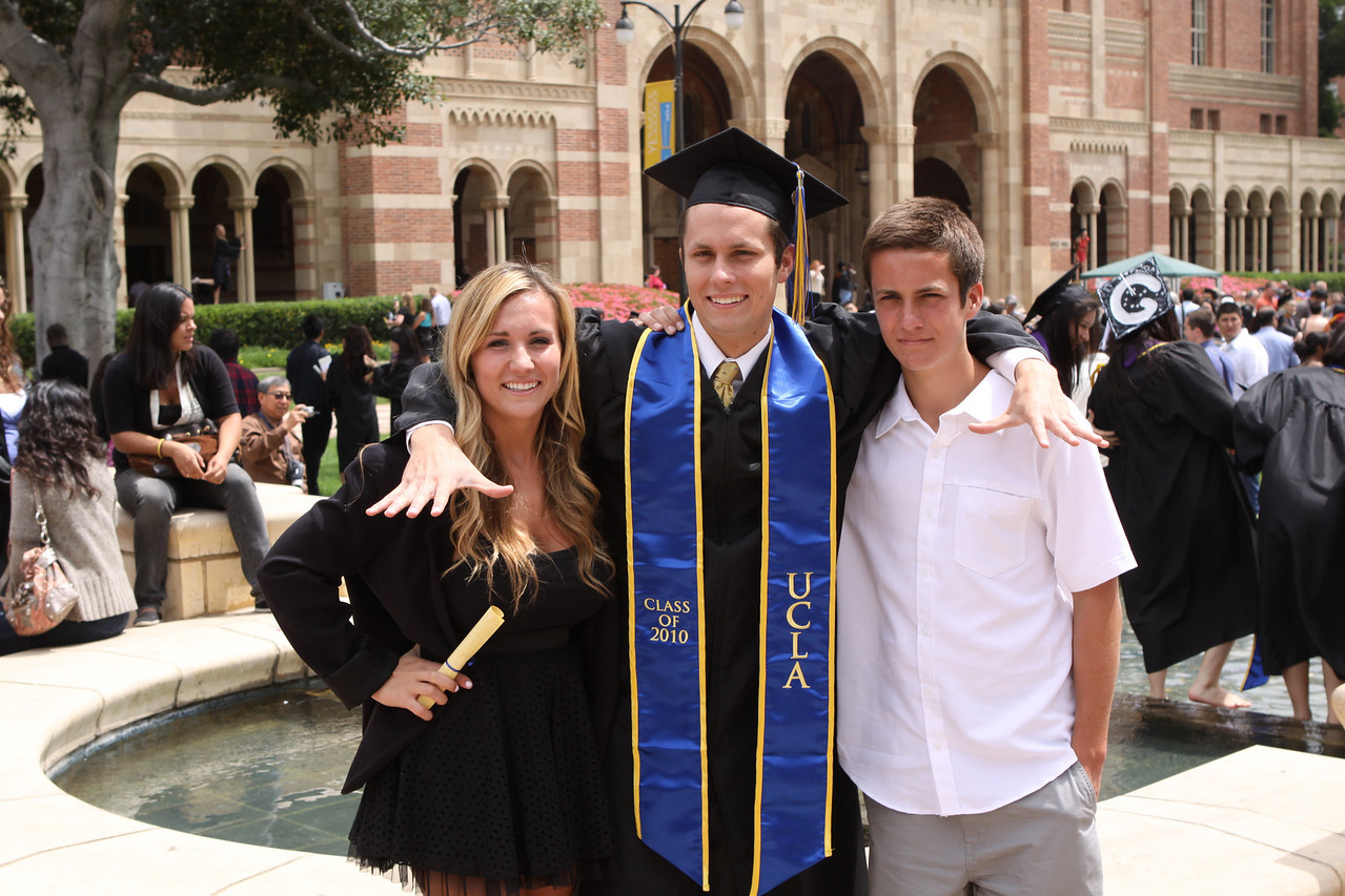 UCLA Graduation 2010_0206