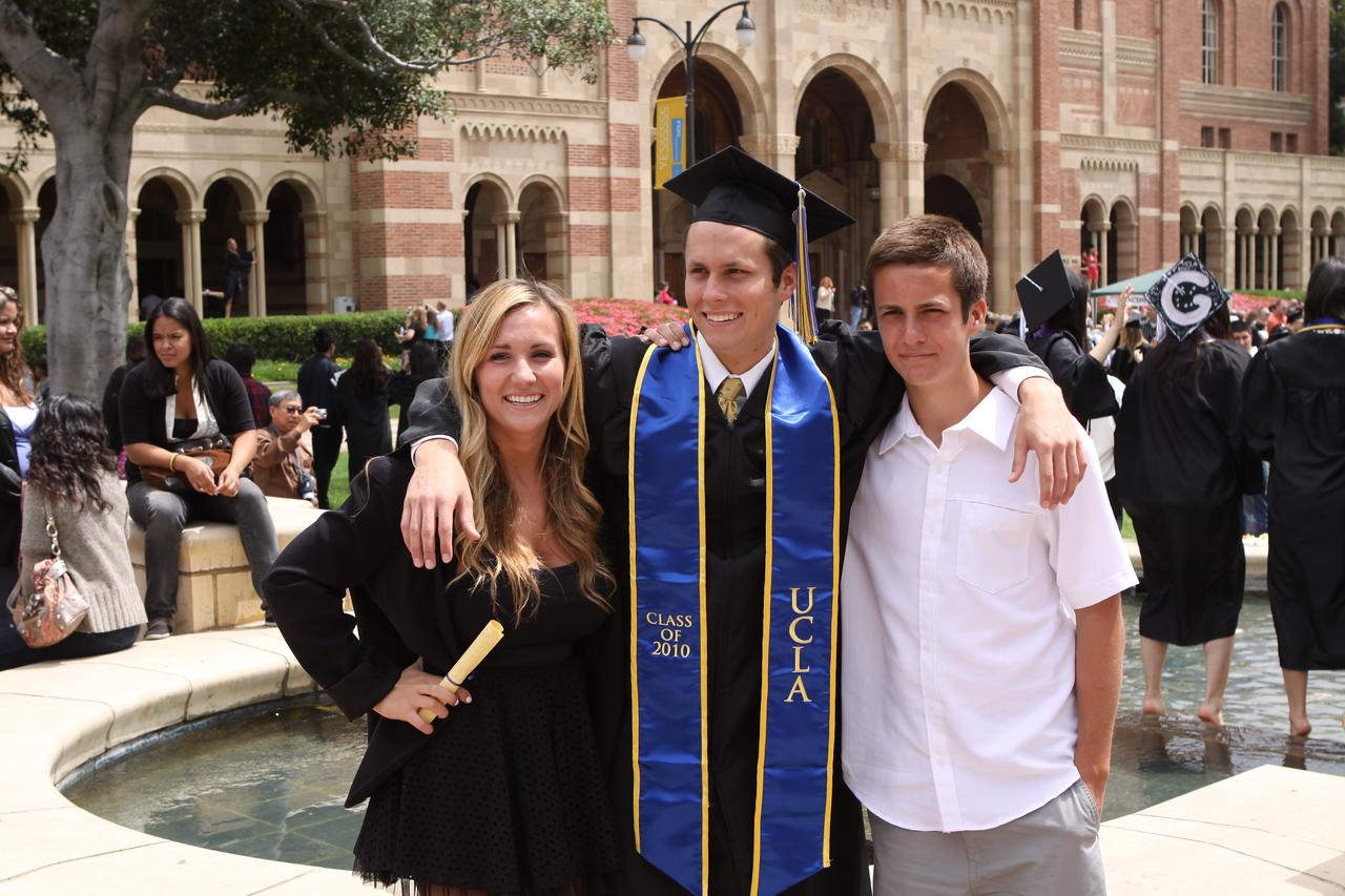 UCLA Graduation 2010_0205