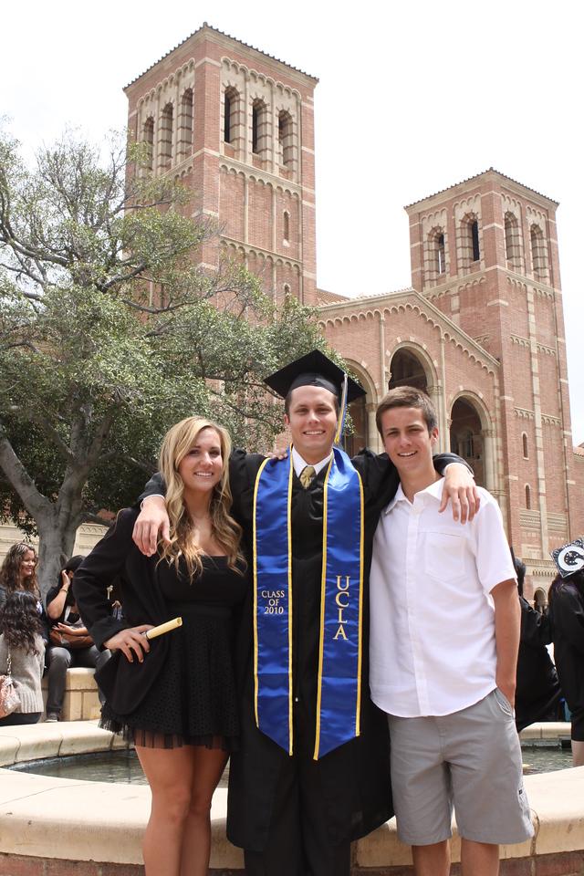 UCLA Graduation 2010_0202
