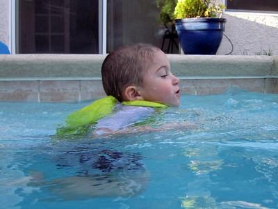 Nick Swims