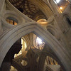 The famous X-arches, built to alleviate settling of the Cathedral main tower - very impressive engineering for the 13th century.