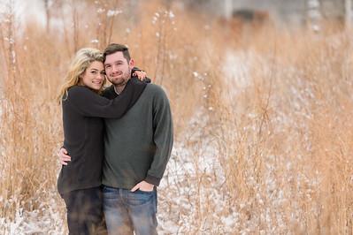 Nick & Katie Engagement 12.30.15
