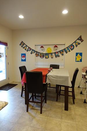 Nick's 10th Birthday