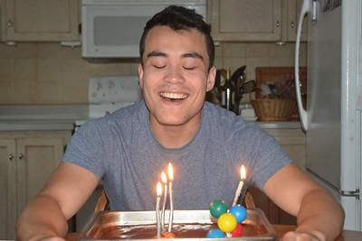 Nick's 21st Birthday 2016 - August 28, 2016