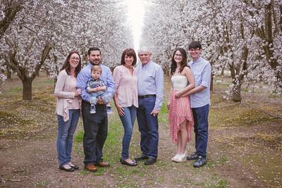 Nicole & James + Family