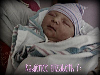 Kadience Elizabeth 3/22/11