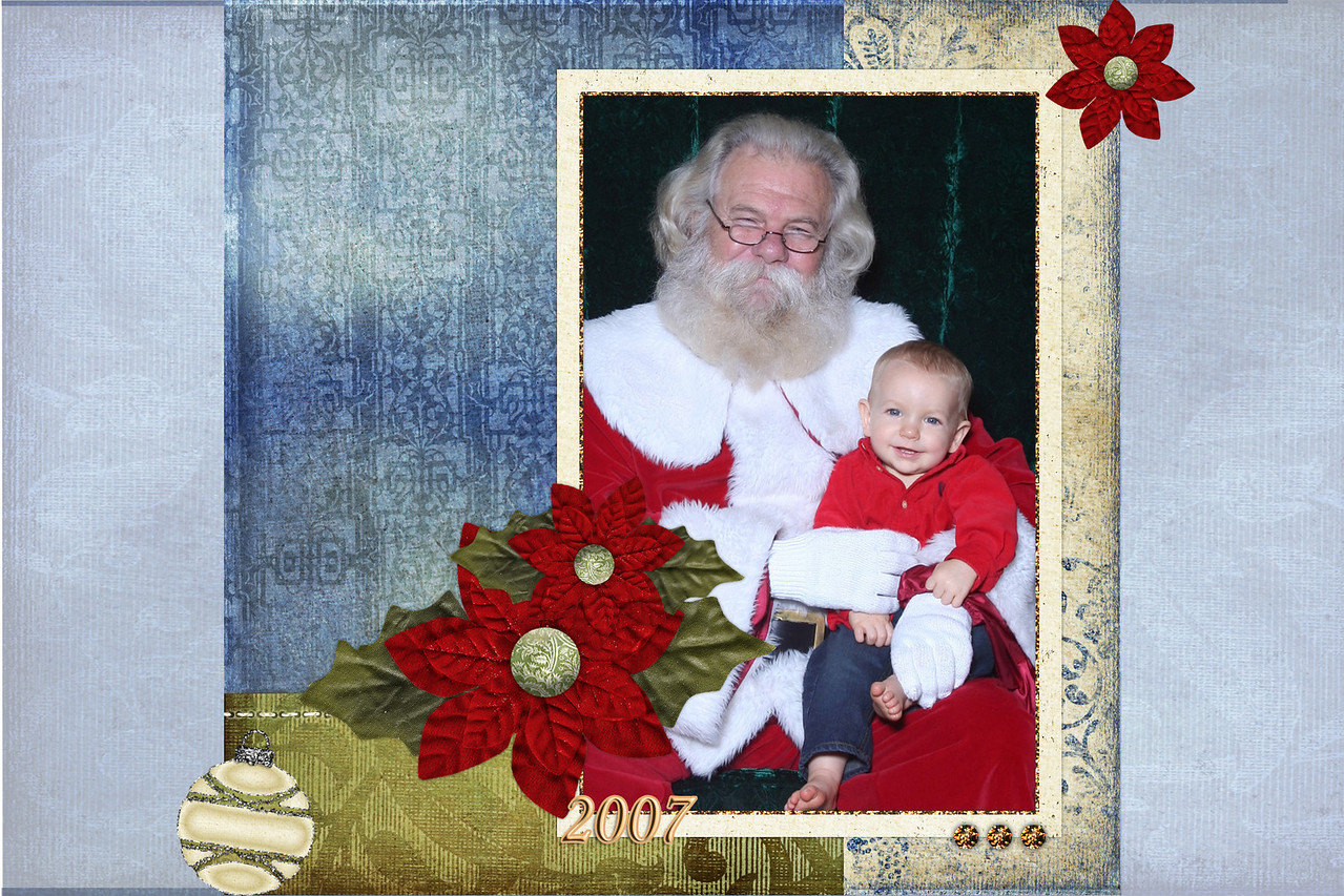 To see all my Christmas/Santa related photos go to the Events Section