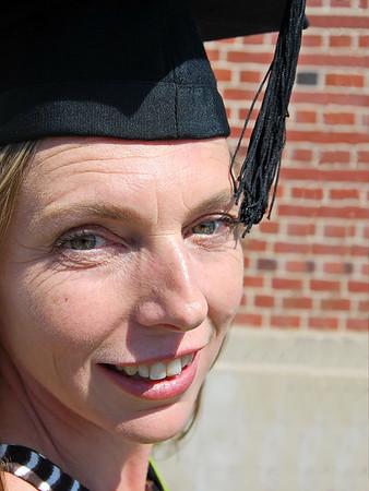 Nina's Graduation