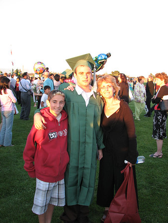 Nir's Graduation June 2007