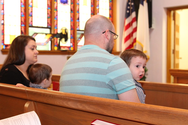 Nolan Baptism