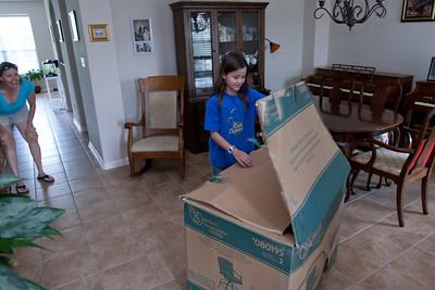 Nonee in a box