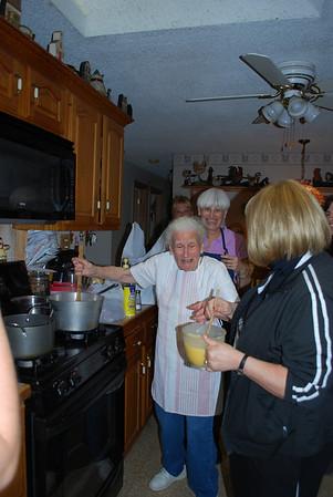 Nonni's Pasta Party 2008
