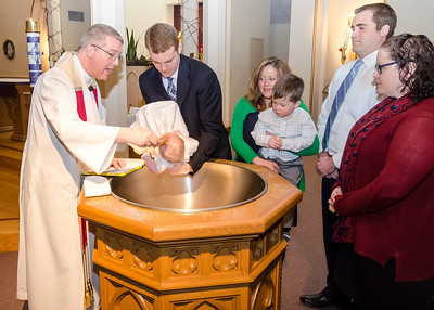 Nora Baptism
