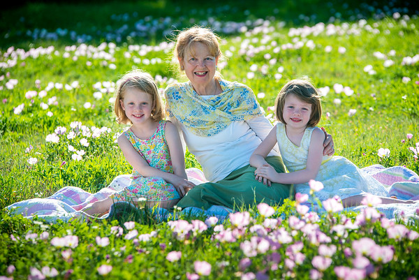 Nora, Niamh, & Lenore
