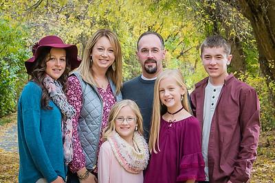 Norris Family 2017
