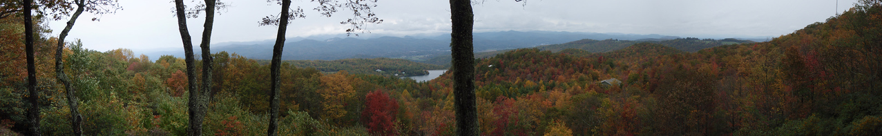 Images from Jack's Memorial Weekend: Saturday  Owl's Perch Panorama