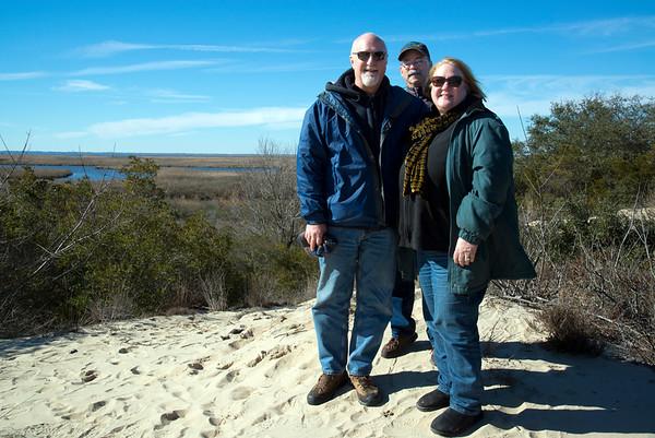 North Carolina Visit January 2016