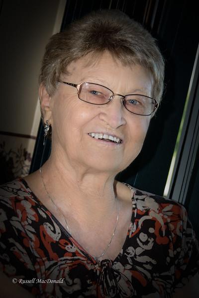 Katherine Kadrmas, Carol's mother