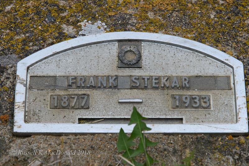 Katherine Stekar Kadrmas' father