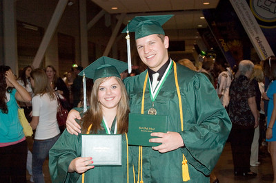 North High School Graduation 2008