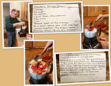 Creative Chef Gary shows how to make Holiday Refreshments