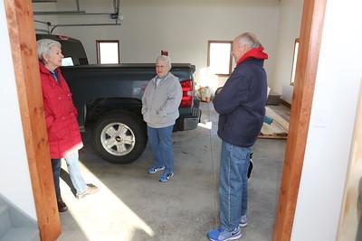 Tour of the garage/workshop expansion