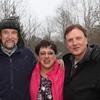 Siblings: Glenn, Beth and Kent