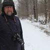 Winter photographer.