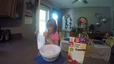 IN THE KITCHEN with AVA and KAYLA