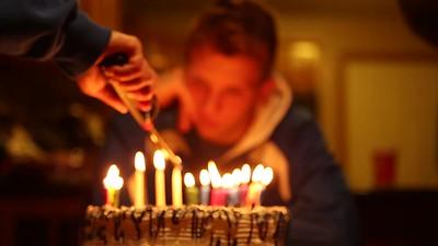 Nicholas 16th Birthday