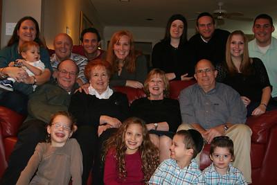 Nov-11: Schwartz Family & Twins