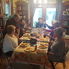 Thanksgiving w/ Mom, Dad, Andy, Jonel, Charlie, Joan, Bill and Mary