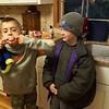 Will and Mason