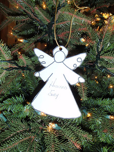 Angel tree - Dad's angel