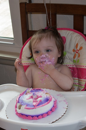 Nova 1st Birthday