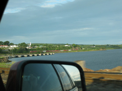 Driving to Cape Breton!