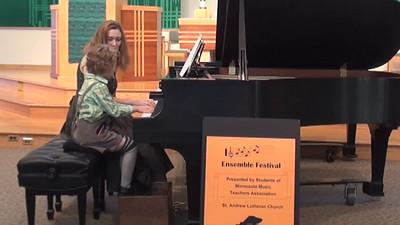 Piano Recital, November 14th, 2015