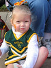 The cutest Baylor cheerleader ever!